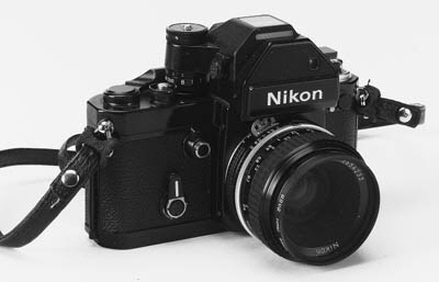 Nikon F2-S Photomic no. 740907