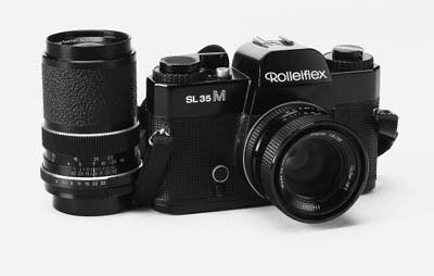 Rolleiflex SL35M no. 4826787