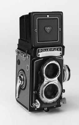 Rolleiflex T no. T2115457