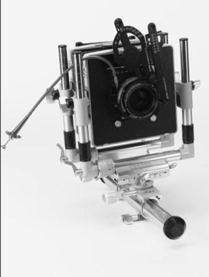 Linhof Kardan monorail camera