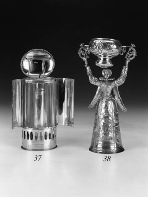 A German decorative wager cup,