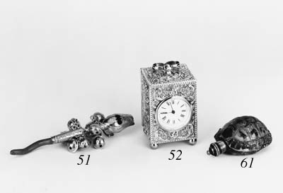 A late Victorian boudoir timep