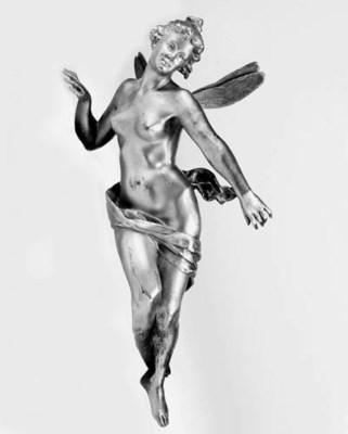 A French ormolu figure of a fa