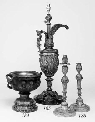 A French gilt-bronze ornamenta