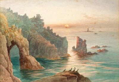 Thomas Hart, F.S.A. (fl.1865-1