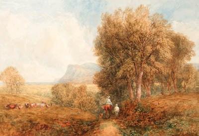 David Cox Jnr, A.R.W.S. (1809-