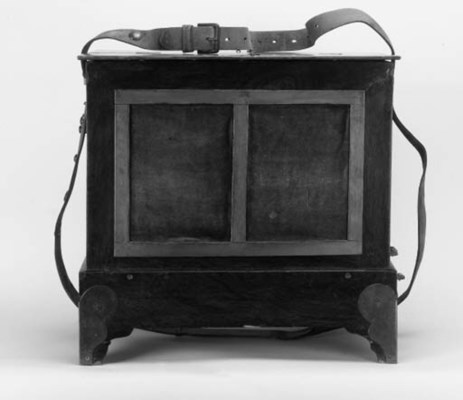A portable barrel organ by J.