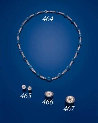 A SINGLE-STONE DIAMOND