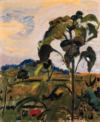 Cuno Amiet (1868 - 1961)