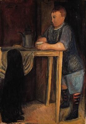 Ren Auberjonois (1872 - 1957)
