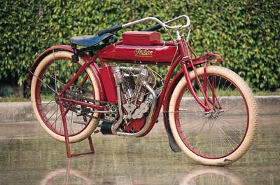 1912 INDIAN 1,000cc MOTORCYCLE