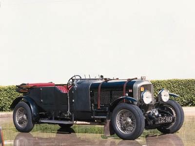 1929 BENTLEY SPEED SIX OPEN SP