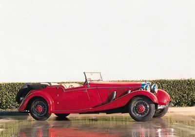 1935 MERCEDES-BENZ 500K FOUR P