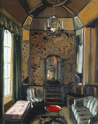 'THE OCTAGON SITTING ROOM', AN