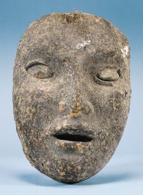 'FACE OF THE MADONNA', A FIBER