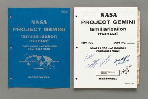 NASA Project Gemini Familiariz