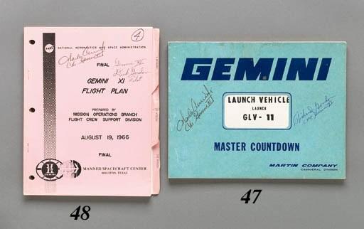 Master Countdown, [Gemini] Lau