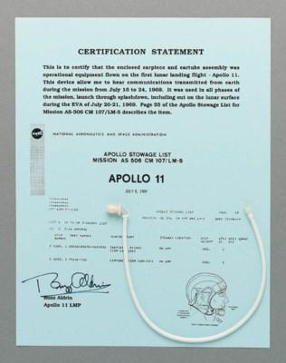 FLOWN Apollo 11 communications
