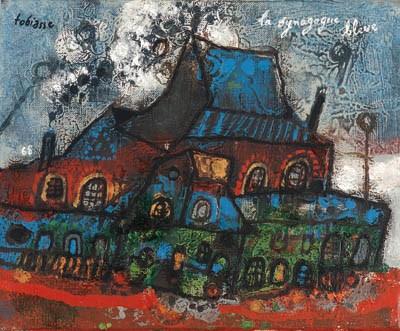 Theo Tobiasse (b. 1927)