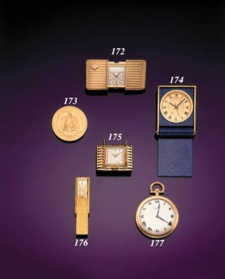 JAEGER-LECOULTRE.  A GILT AND