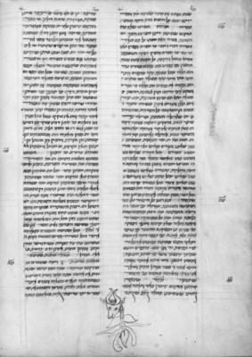 ABRAHAM BEN BARUCH, of Rothenb