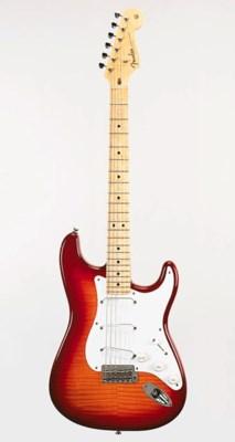 A 1998 Fender Stratocaster Eri