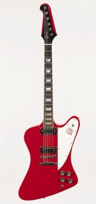 A 1991 Gibson Firebird