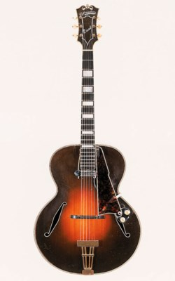 A 1930s D'Angelico Excel