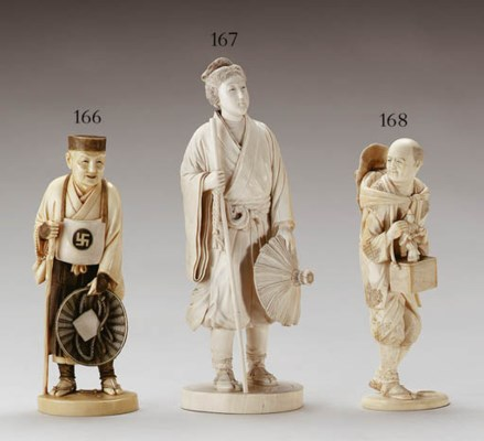 An Ivory Figure**