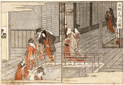 Kitagawa Utamaro (1754-1806),