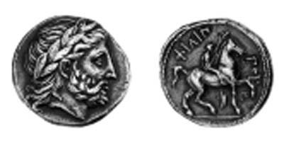 KINGDOM OF MACEDON, PHILIP II