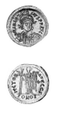 Anastasius I (491-518), Solidu