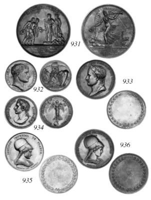 Prize Medal, by Dumarest, laur