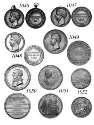 Leopold II, Civil Merit, a sim