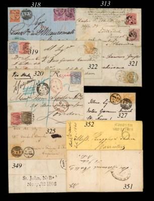 cover 1881 (1 July) envelope t