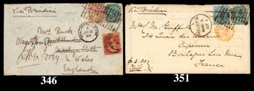 cover 1879 (8 Dec.) envelope t