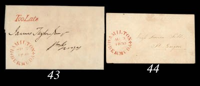 cover 1850 (3 Aug.) small ladi