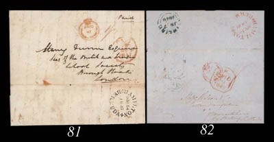 cover 1849 (16 May) entire let