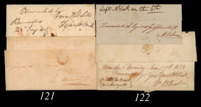cover 1833 (9 May) entire lett