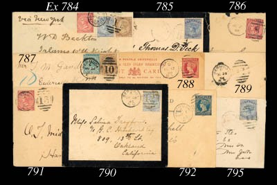 cover 1891 (Jan.) envelope (sm