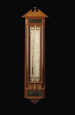 A Dutch Louis XVI mahogany cis