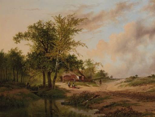Johannes Wernardus Bilders (Du