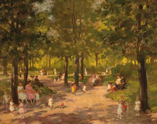 Ferenc Gaal (Hungarian, 1891-?