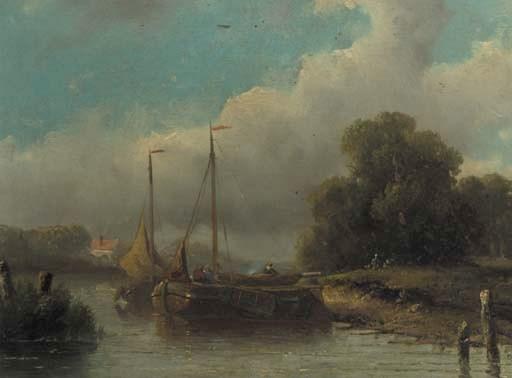 D. Polak (Dutch, active mid-19