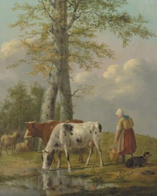 Anthony Oberman (Dutch, 1781-1