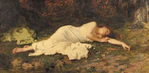 Sophie Anderson (English, 1823