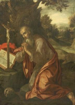 Follower of Maerten de Vos
