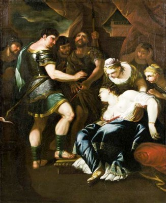 After Luca Giordano