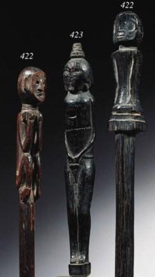 Twelve indonesian artefacts