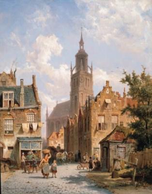 Pieter Christiaan Dommersen (D